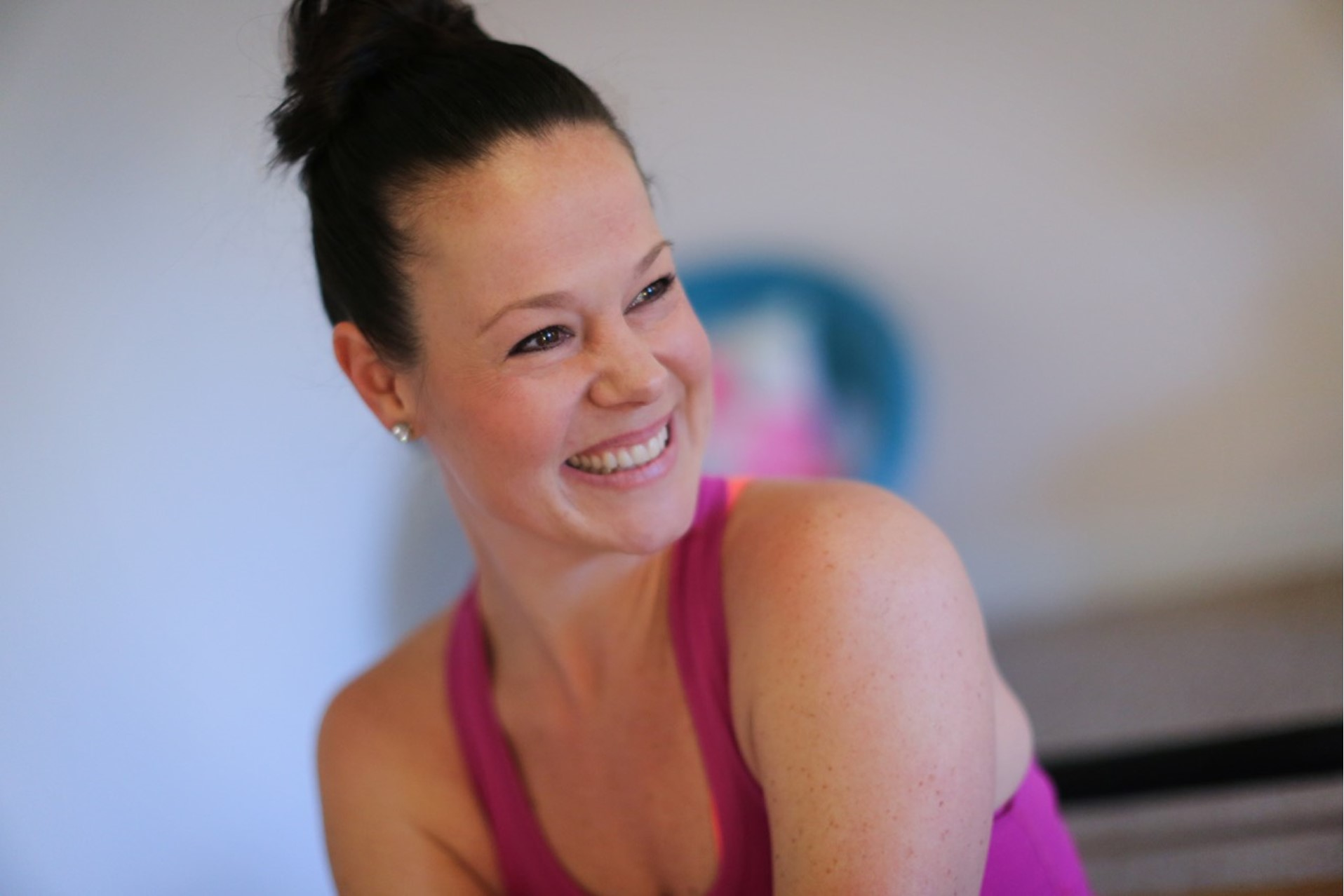 carrie pages pilates teacher