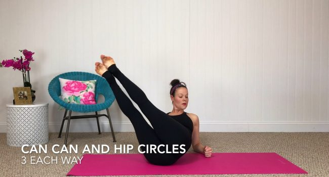 Can Can and Hip Circles graphic