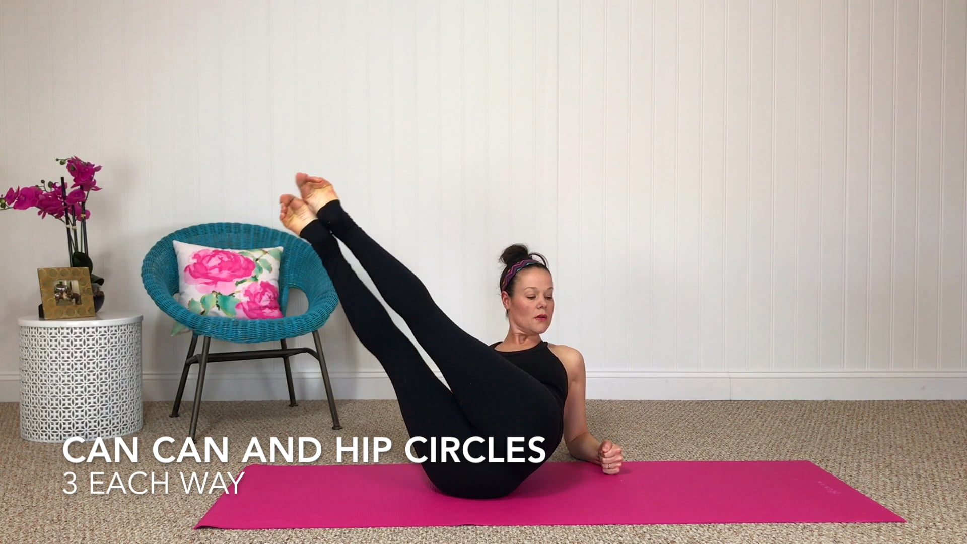Can Can and Hip Circles