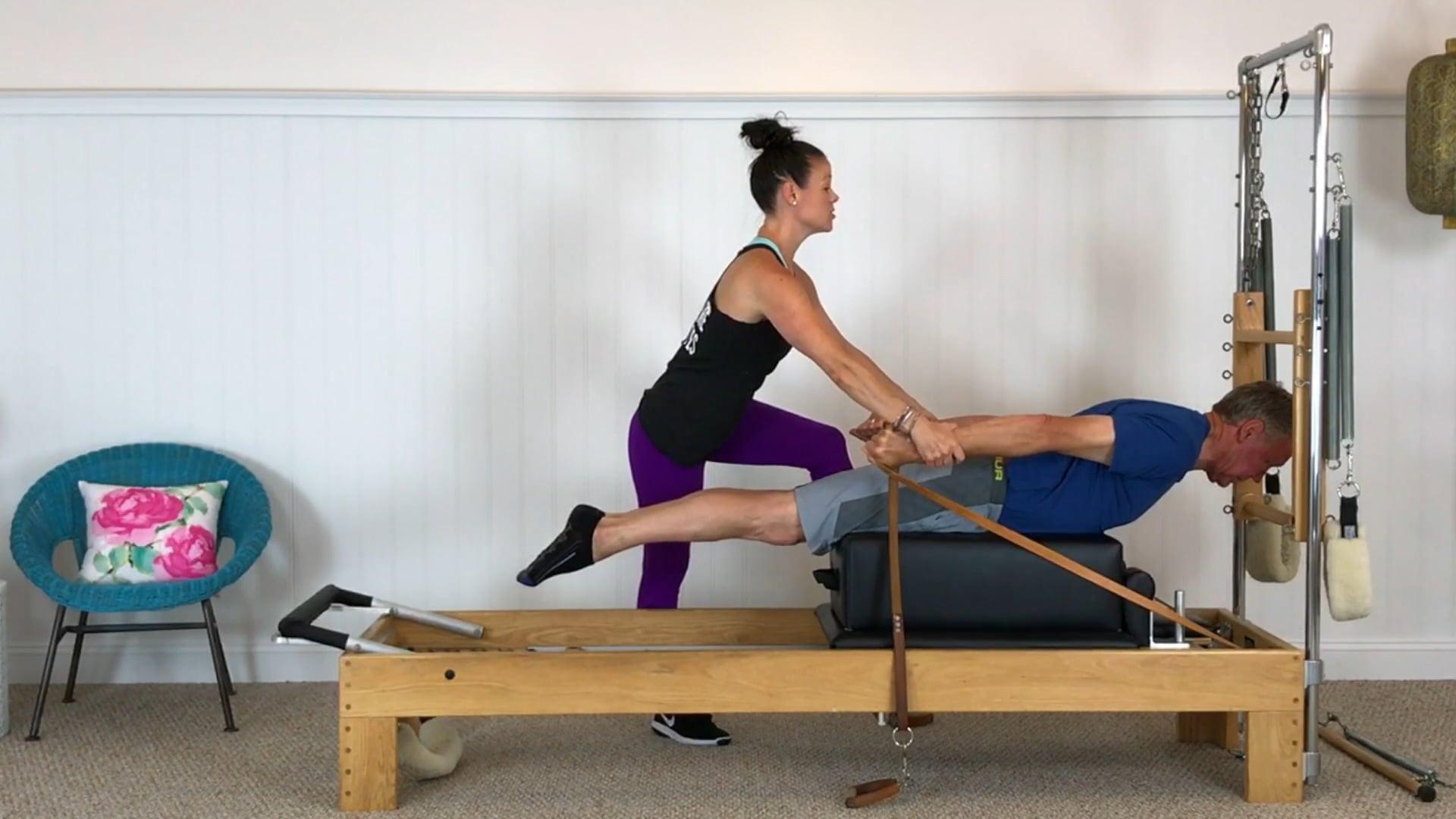 Reformer Workout For Men (32 mins)