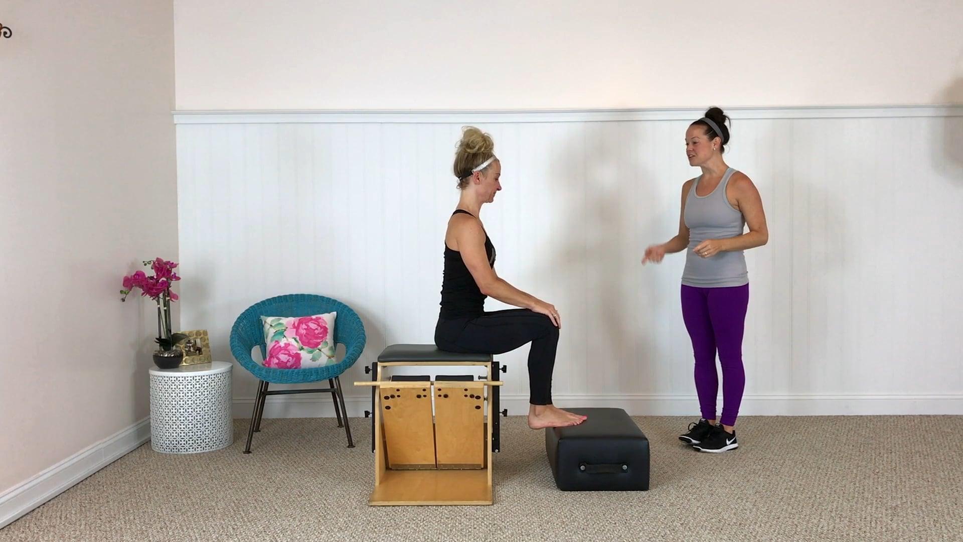 Chair Workout (34 mins)