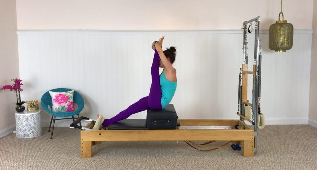 Level IV Reformer Class (35 mins) graphic