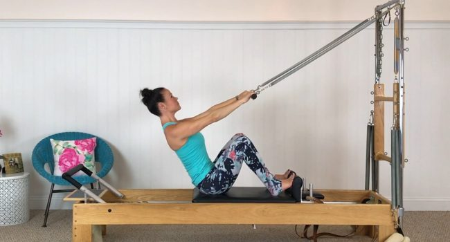 Reformer/Tower Combo Class (30 mins) graphic
