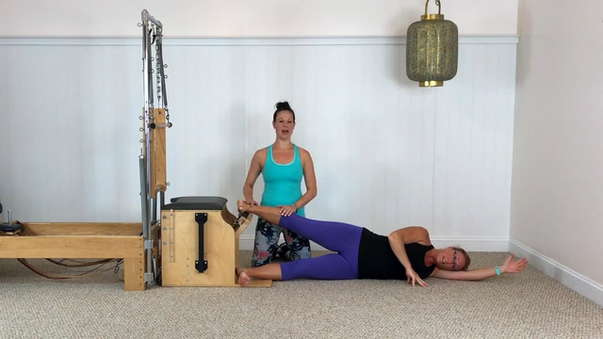 Tower/Chair/Prenatal Combo (40 mins)