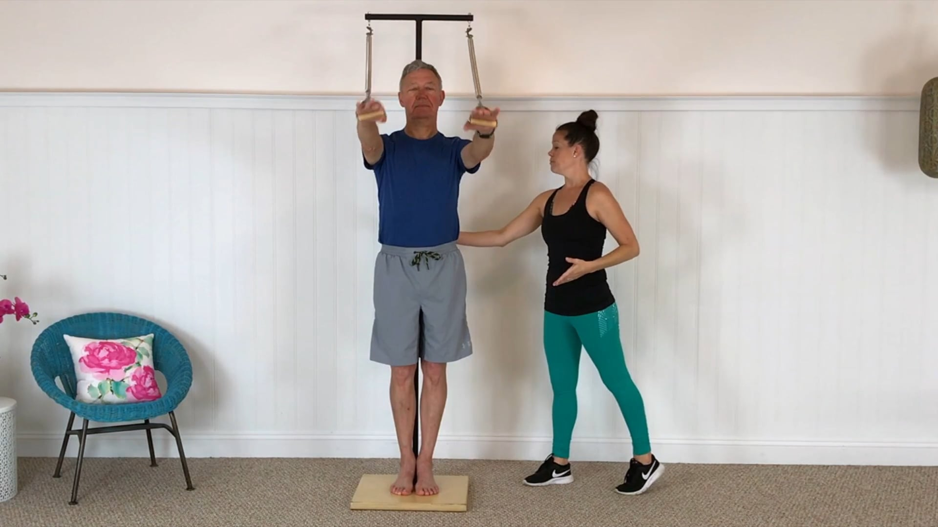 Reformer and Ped-O-Pul (47 mins)