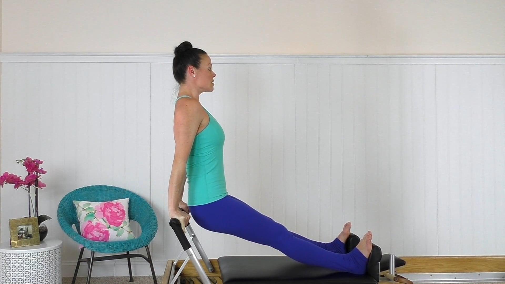 Long Back Stretch Tutorial (8 mins)