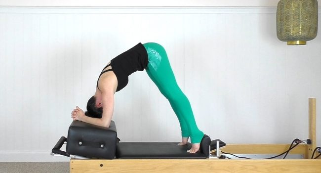 Pike on the Reformer Tutorial (6 mins) graphic