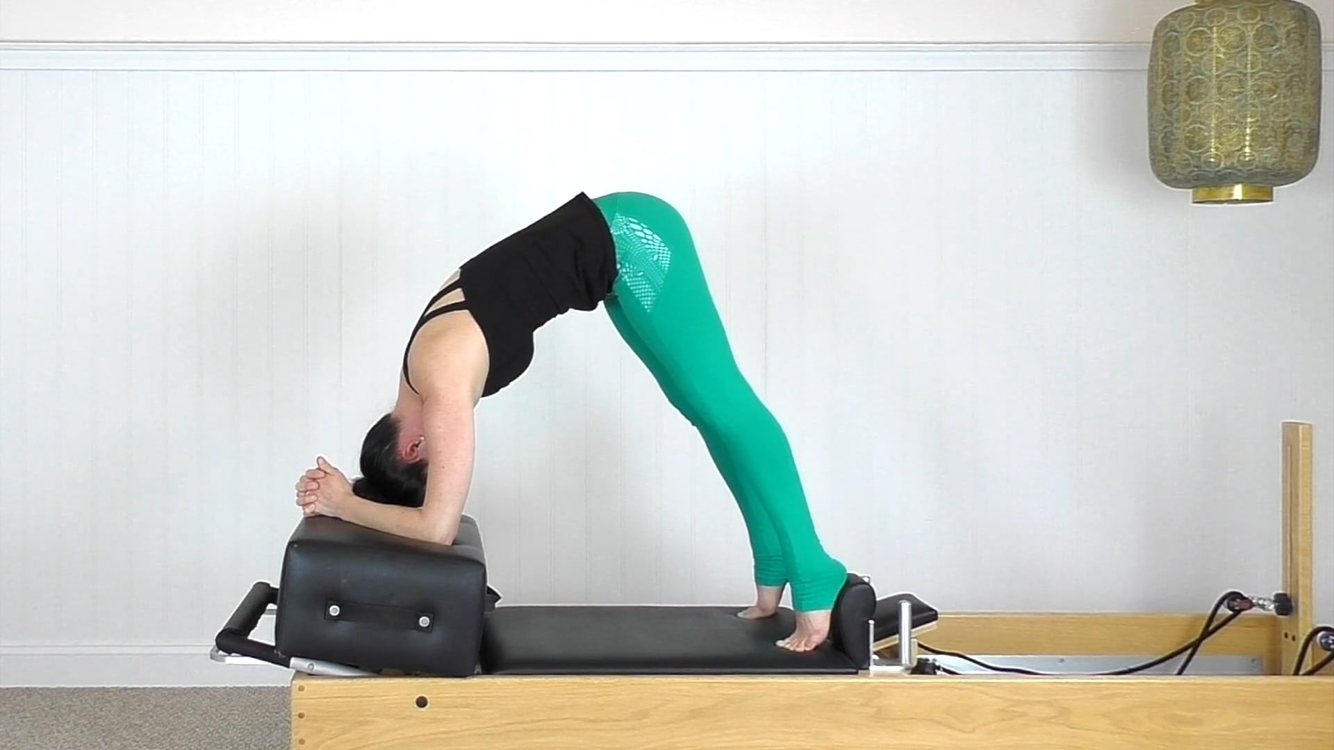 Pike on the Reformer Tutorial (6 mins)