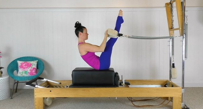 Tower/Reformer Combo Class (29 mins) graphic
