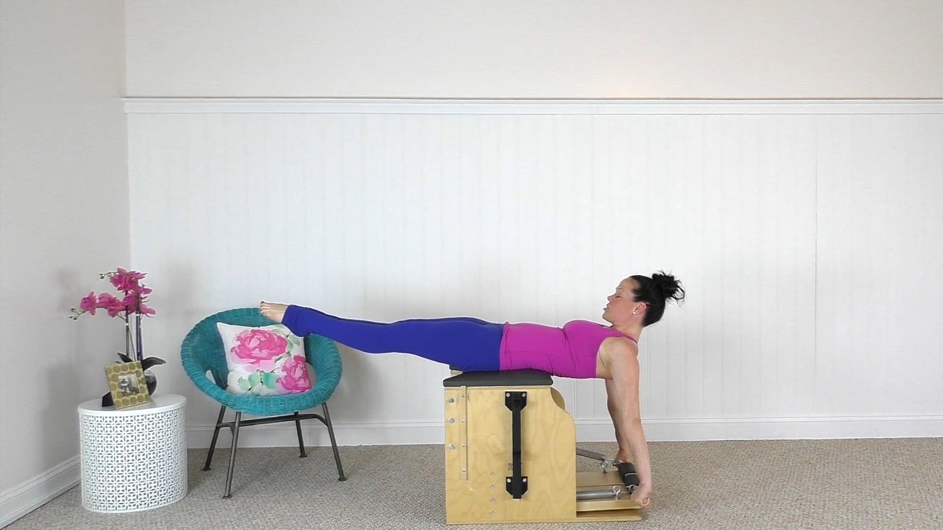Chair Workout (23 mins)