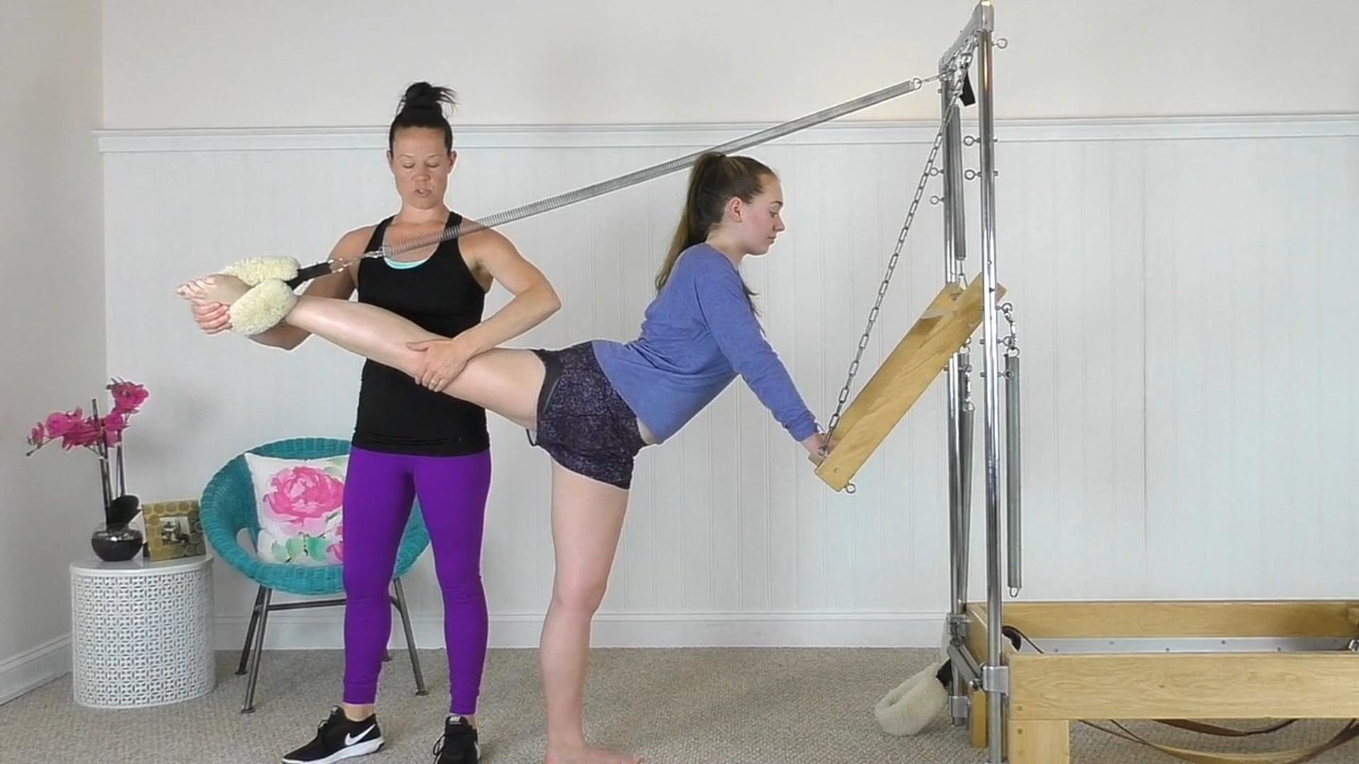 Pilates For Dancers (37 mins)