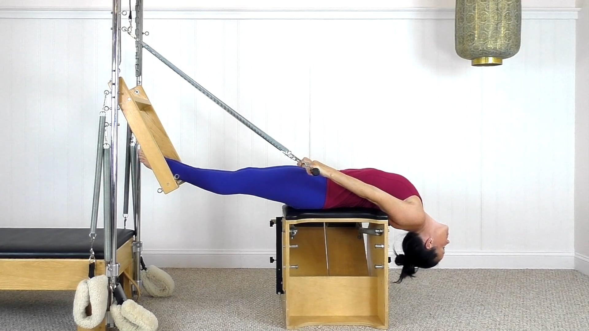Tower/Wunda Chair Class (41 mins)