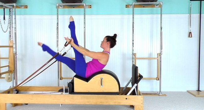 Spine Corrector/Reformer Workout (25 mins) graphic