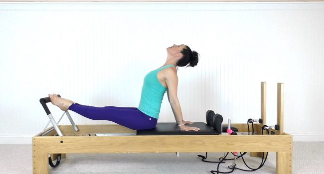 Reformer Flow (28 mins) graphic