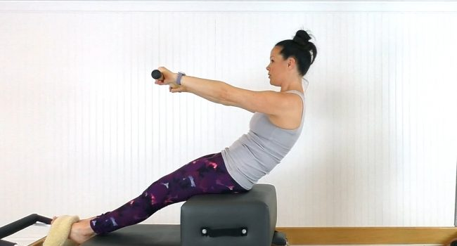 Reformer/Tower Focused on Articulation of the Spine graphic