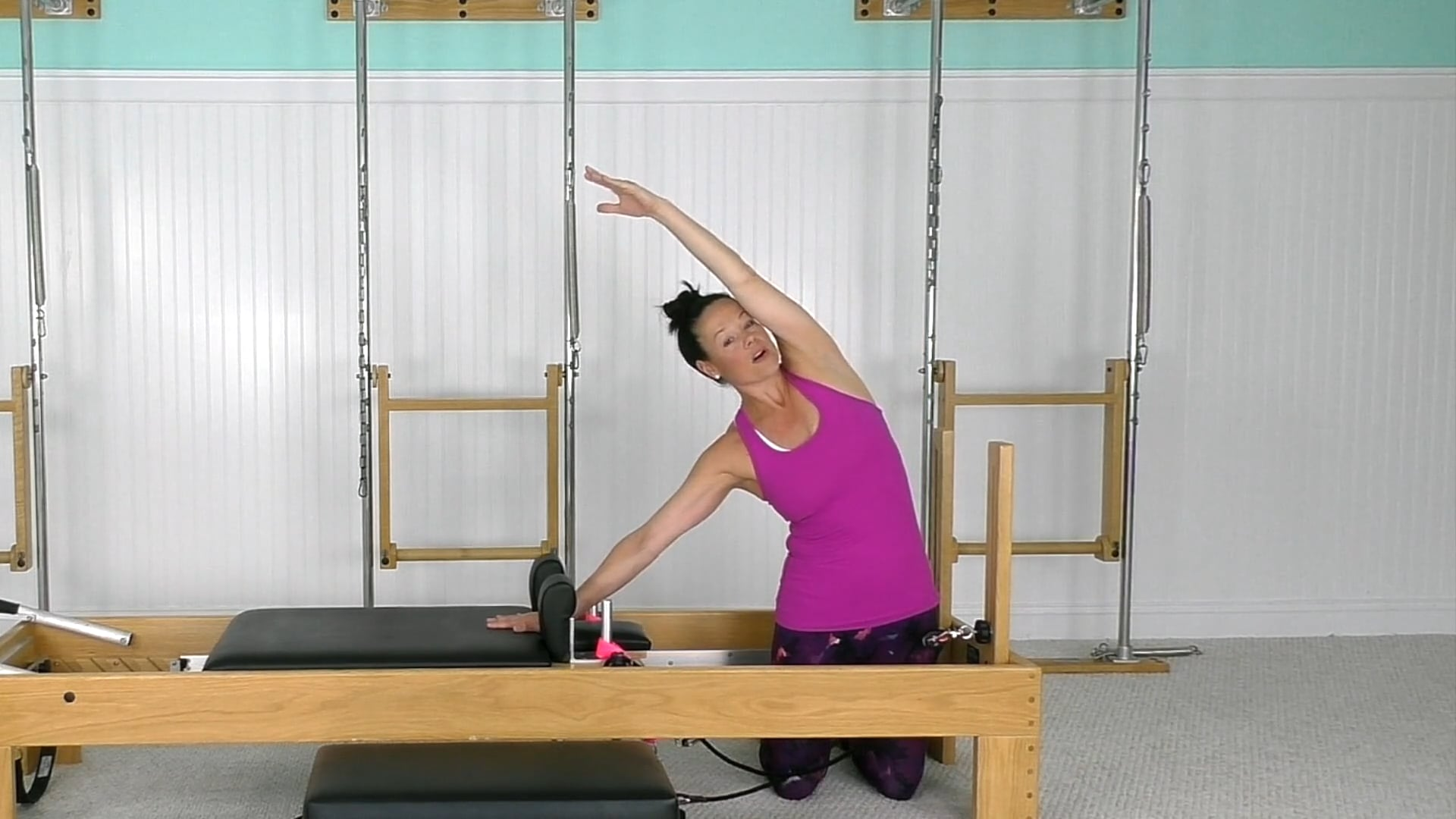 Reformer Workout With No Springs Attached (20 mins)