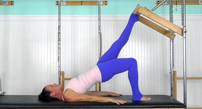 Caddy Workout For A Successful Mat Practice (55 mins) graphic