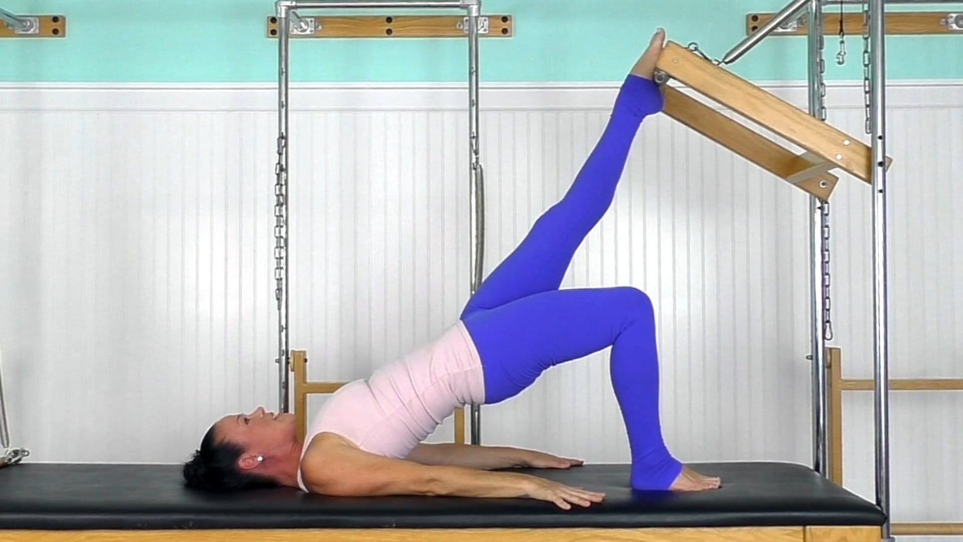 Caddy Workout For A Successful Mat Practice (55 mins)