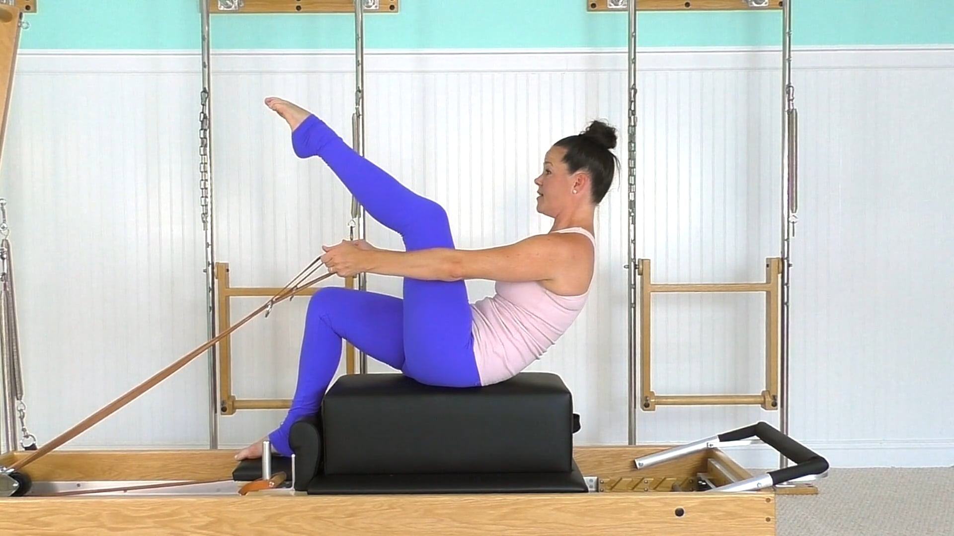 Flowing Reformer For Balance and Control (33 mins)