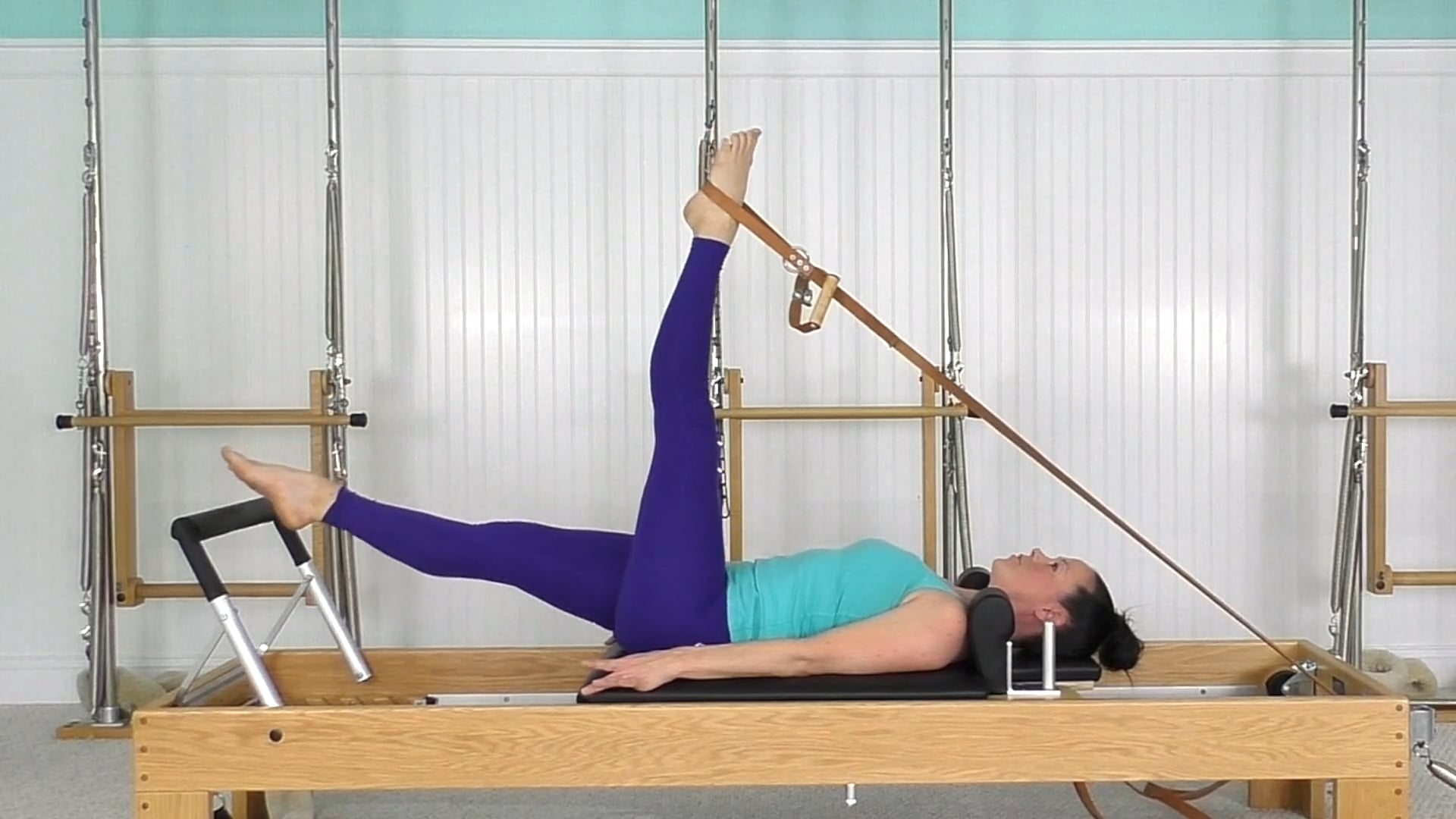 Reformer Workout For Symmetry