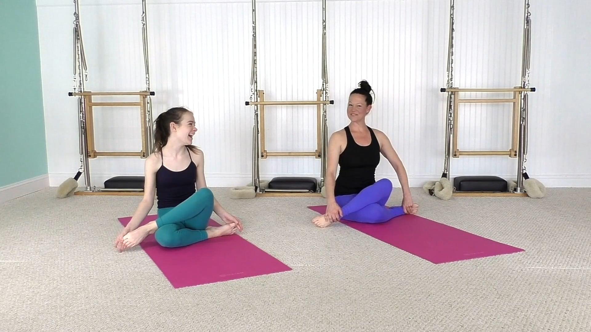Mat Pilates For Dancers