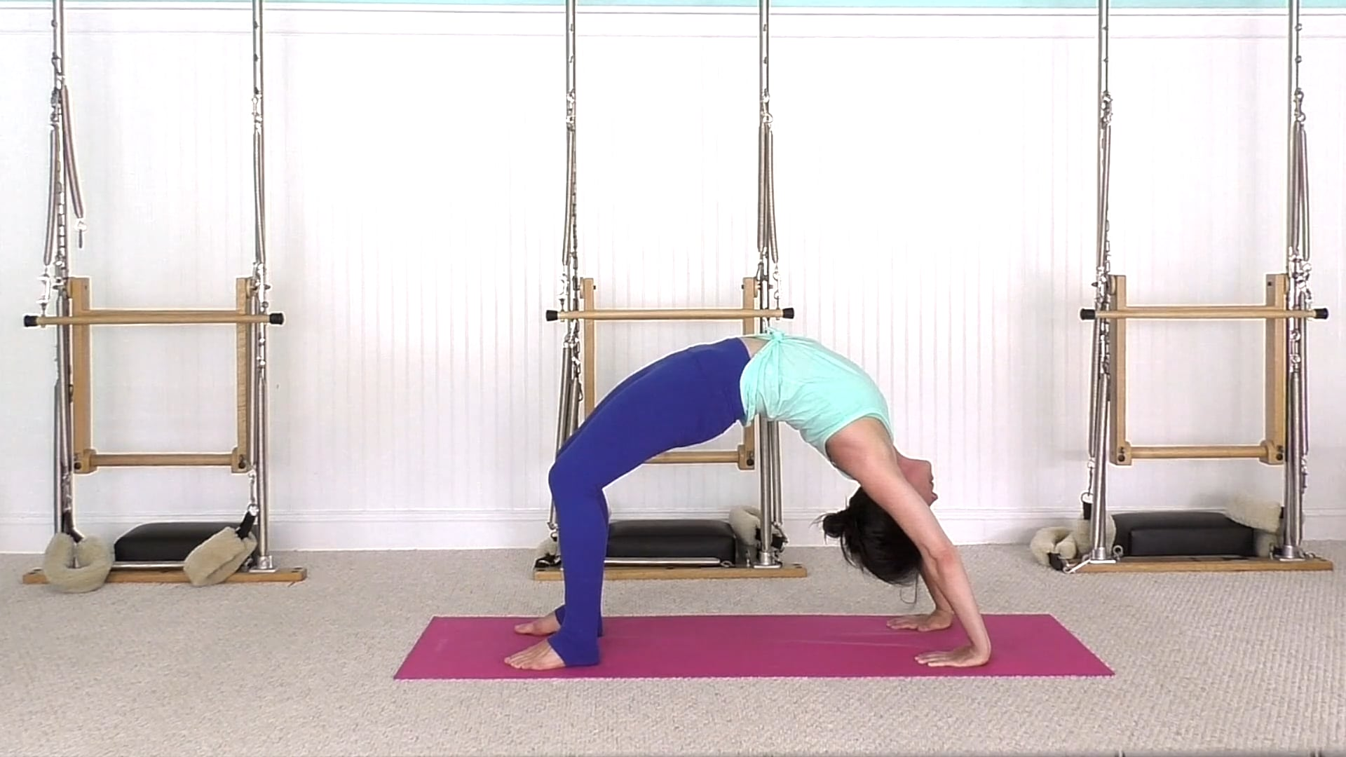 Building Up To Backbends