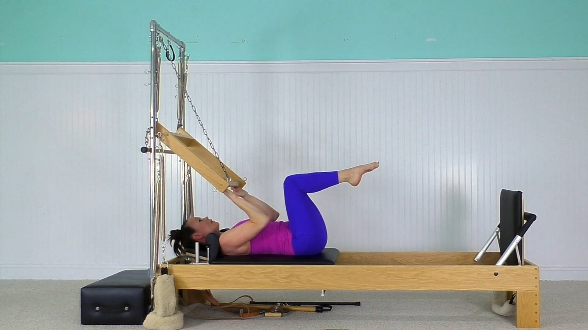 Reformer/Tower HIIT with the Jumpboard